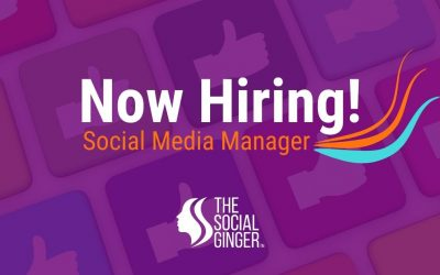 Currently Hiring – Social Media Manager