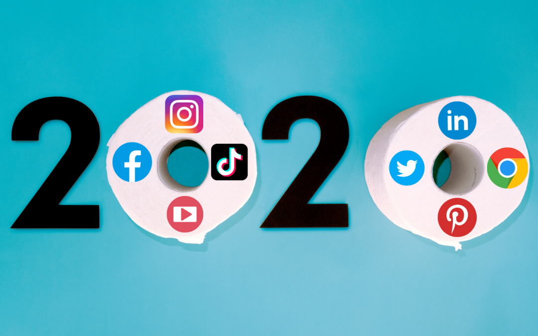 2020 in Review: A Year of Change Across Social Media