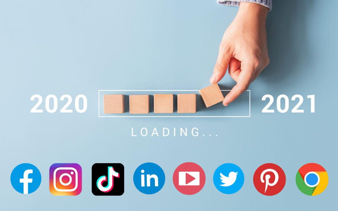 5 Steps to Organize Your Social Media Presence in the New Year