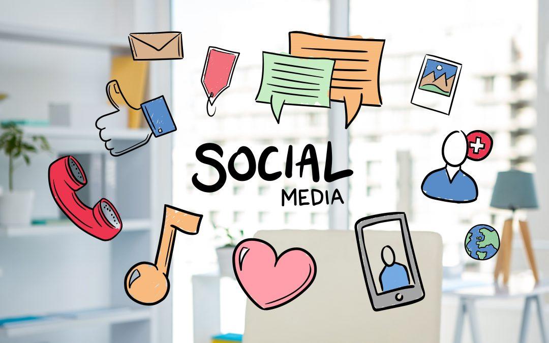 Organize your social media presence