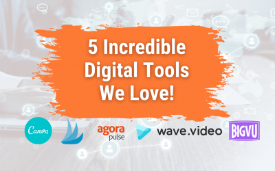 5 Incredible Digital Tools To Manage Your Small Business's Social Media